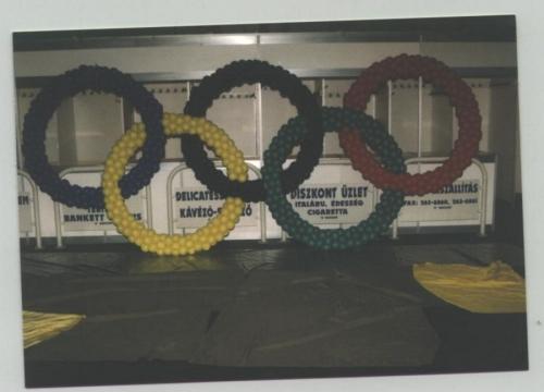 lufiszobor olimpiai otkarika